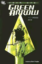 Green Arrow : Year One by Andy Diggle and Jock (2008, Hardcover)
