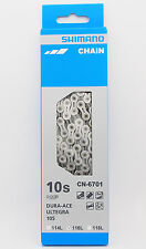 Shimano ULTEGRA CN-6701 10 Spd Chain 116 links, fits Dura Ace 105