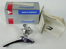 Campagnolo Record Front Derailleur 35mm Alloy NOS Road Racing Bicycle 9 speed 95
