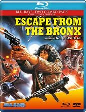 Escape From The Bronx (2015, Blu-ray NIEUW)2 DISC SET