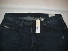 DIESEL INDUSTRY DARRON JEAN REGULAR SLIM-TAPERED SIZE 34X30 NEW WITH TAGS