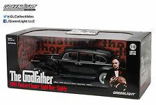 The Godfather Le Parrain Packard Super Eight One-Eighty 12948 GreenLight 1/18