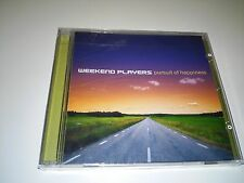WEEKEND PLAYERS PURSUIT OF HAPPINESS PRECINTADO CD