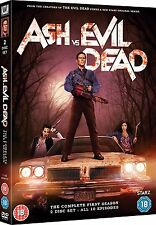Ash vs. Evil Dead . The Complete Season 1 . Bruce Campbell . 2 DVD . NEU . OVP