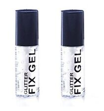 2X Stargazer Fix Gel Primer Glue for fixing loose glitter eye shadow and dust