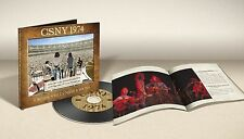 STILLS,NASH & YOUNG CROSBY - CSNY 1974  CD NEU