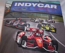 IndyCar Unplugged Racing Car Board Game Sports Fans Girls Boys 6 Up 358025