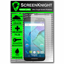 ScreenKnight Motorola Moto X Style FRONT SCREEN PROTECTOR invisible shield
