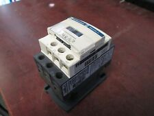 Telemecanique Contactor LC2D12 25A 600V Used