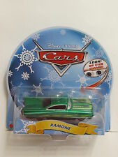 DISNEY PIXAR CARS 2013 LOOK MY EYES CHANGE RAMONE GREEN