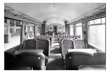 bb1232 - Railway Train Carriage - Twin Open 3rd Excursion Stock 1933 -photograph