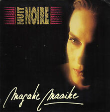 MAGALIE MAAÏKE NUIT NOIRE / PRESAGE FRENCH 45 SINGLE
