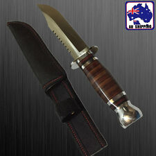 Jungle Knife Diving Dive Self-Defence Knives Survival Outdoor Tool OKNI32828