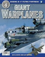 Giant Warplanes AmerCom Collectable Magazine Issue 4 Boeing B-17 Flying Fortress