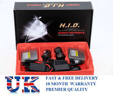 XENON HID CONVERSION KIT H7R 6000K METAL BASED AC 55W CANBUS/ERROR FREE