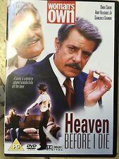 Omar Sharif, Giancarlo Giannini HEAVEN BEFORE I DIE ~ 1997 Drama UK DVD