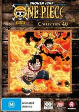 One Piece - Uncut : Collection 40: Eps 481-491 (DVD, 2016, 2-Disc Set)(Region 4)