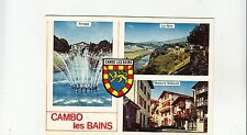 BF24768 cambo les bains 64   france  front/back image