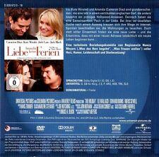 LIEBE BRAUCHT KEINE FERIEN (Cameron Diaz, Jude Law) DVD im Pappschuber NEU