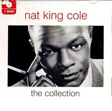 NAT KING COLE ~ BEST OF COLLECTION NEW CD ORIGINAL HIT RECORDINGS
