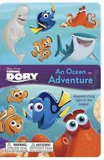 Magnetic Play Book: An Ocean Adventure by RH Disney (2016, Board Book)