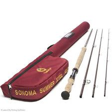 Leland Sonoma Summer Steelhead 6120-4 (12' 6wt) Spey Rod
