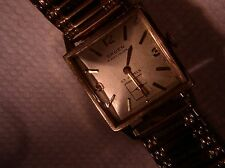 US Made High End Gruen Precision 23J Cal. 235R  Mens Dress Watch 10K GF Working