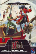 ## Hook / Peter Pan - SEGA Mega Drive / MD Spiel - TOP ##