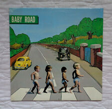 Golliber Record Floyd Domino ‎Baby Road lp,BEATLE ABBEY ROAD PARODY,SEALED!MINT!