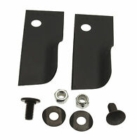 """Blade Set & Bolts Fits Some 18"""" 20"""" ROVER LAWNMOWERS"""