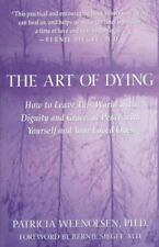 The Art of Dying: How to Leave This World With Dignity and Grace, at P-ExLibrary