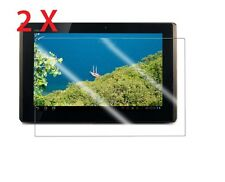 "2 x ASUS Eee Pad Transformer TF101 10.1"" Tablet Clear Screen Protectors [2-Pack]"