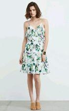 Amour vert  100% Silk Dress