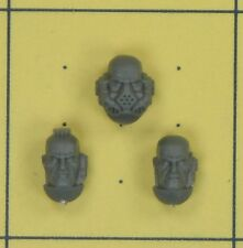 Warhammer 40K Space Marines Tactical Squad Heads