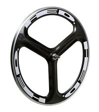 HED.3 Wheel Decal/Sticker Set of 12 White For 40mm+ rim Jet/HED.3 one piece