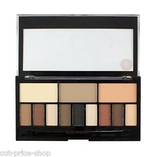 Makeup Revolution Eyeshadow Palette Ultra Eye Contour - Light and Shade