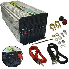 3000 Watt 12V DC to AC Power Inverter