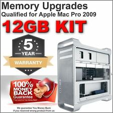 12GB KIT for Apple Mac Mac Pro 8-Core 2.66GHz or 2.93GHz Intel Xeon (MB449LL/A)