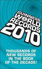 Guinness World Records 2010: Thousands of new records in The Book of t-ExLibrary