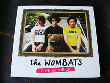 Slip Double: The Wombats : Live London RAH 2008  2 CDs
