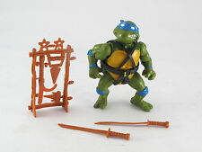 Teenage Mutant Ninja Turtles TMNT Leonardo 1988 Original Complete V2