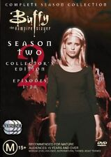 Buffy The Vampire Slayer : Season 2 (6 Discs) DVD Region 4 (VG Condition)