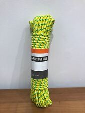BRAND NEW MILSTONE 100FT - 30M HEAVY DUTY MULTI PURPOSE ROPE