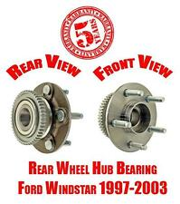Brand New Rear Wheel Hub Bearing Assembly for Ford Windstar 1997-2003