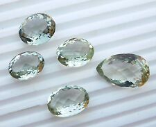 46.00 Ct Mixed cut Lot Natural Green Amethyst Lot Loose Gemstone 5 Pieces V-427