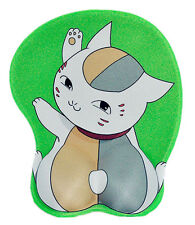 Anime Natsume's Book of Friends 3d Amazing Mouse Pad Soft Breast Wrist Rest Cute