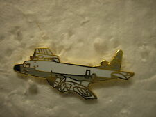 SMALL AIRCRAFT HAT PIN - P-3 ORION