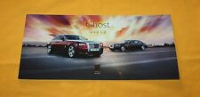 Rolls-Royce Ghost Series II 2015 folleto brochure depliant Catalog broschyr