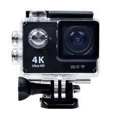 H9 WiFi Sport Action Camera DV Car DVR 4K Ultra HD SPCA6350 HDMI 2 Inch LCD