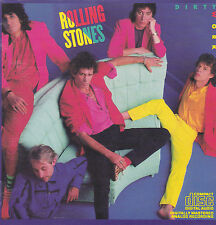 Rolling Stones - Dirty Work (CD) First Press! Original von 1986!  CDCBS 86321
